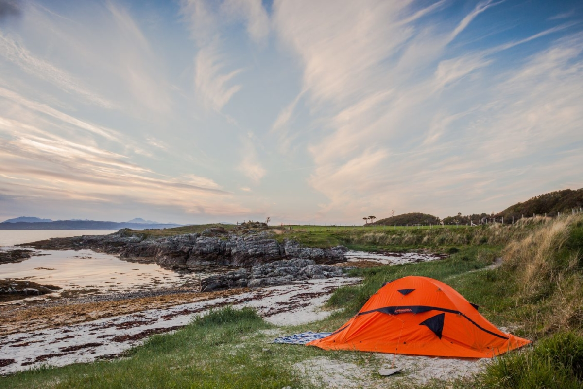 Οδηγός επιβίωσης για ελεύθερο camping