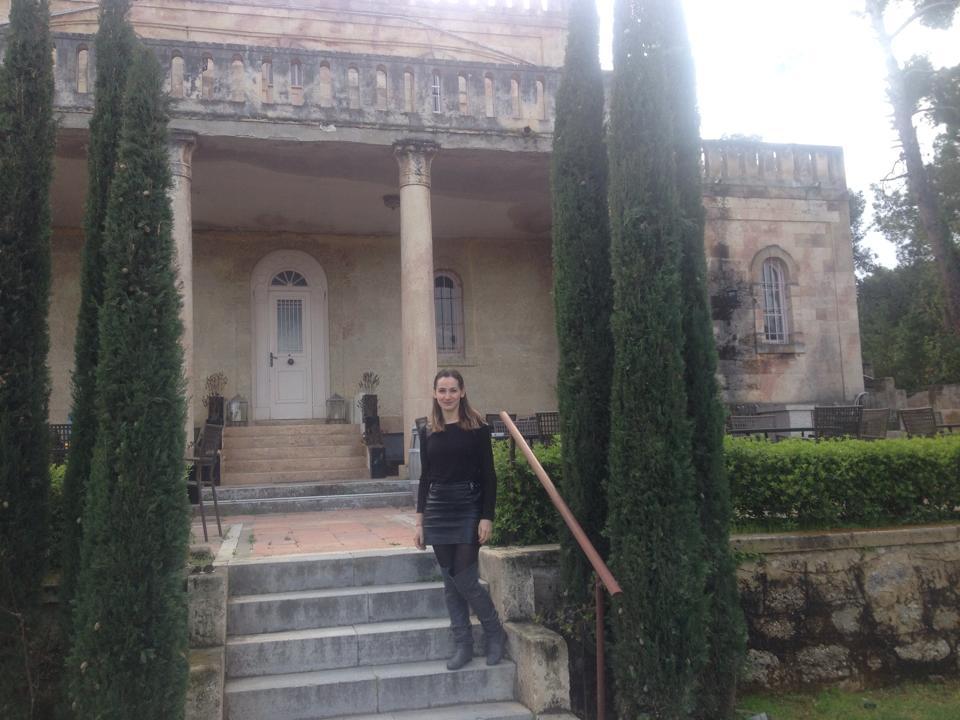 Ξενάγηση στη βίλα του Άγγελου Σικελιανού