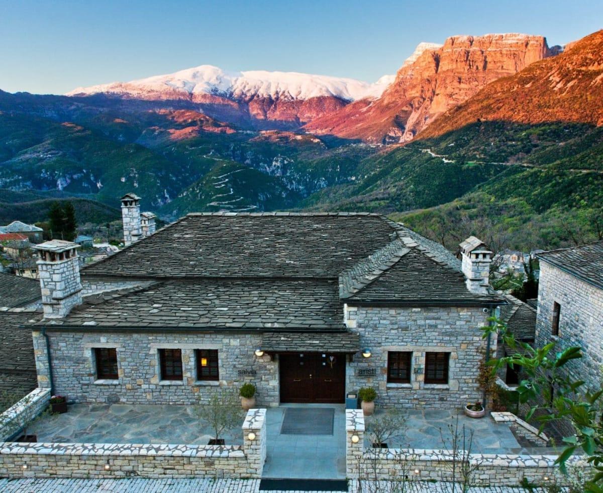 6 πράγματα που απόλαυσα στο Aristi Mountain Resort&Villas στα Ζαγοροχώρια