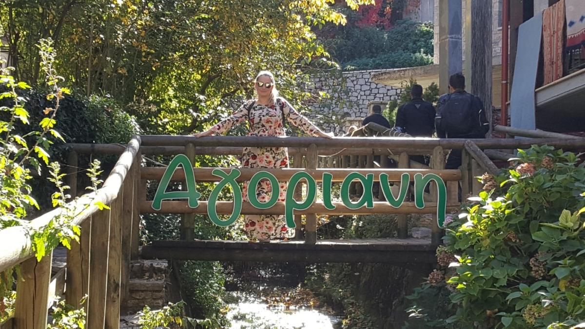 Αγόριανη: Ένα παραμυθένιο χωριό στο βουνό του Απόλλωνα