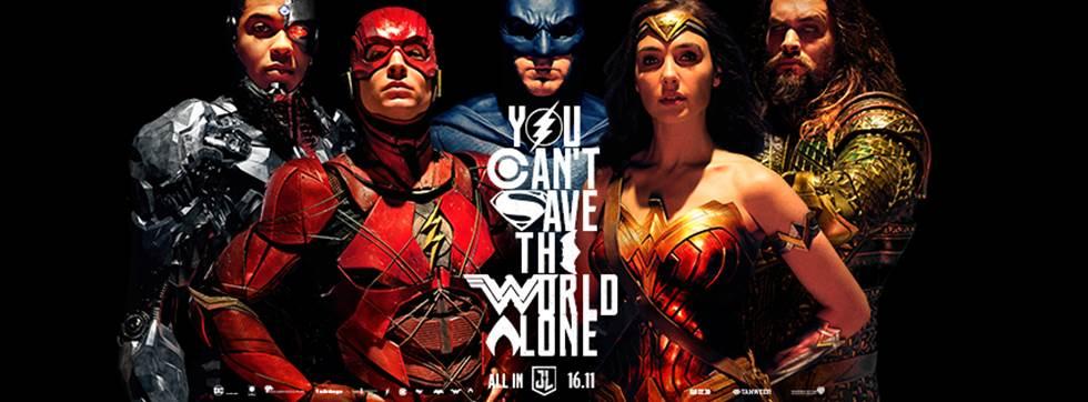 Ταινία της βδομάδας: Justice League