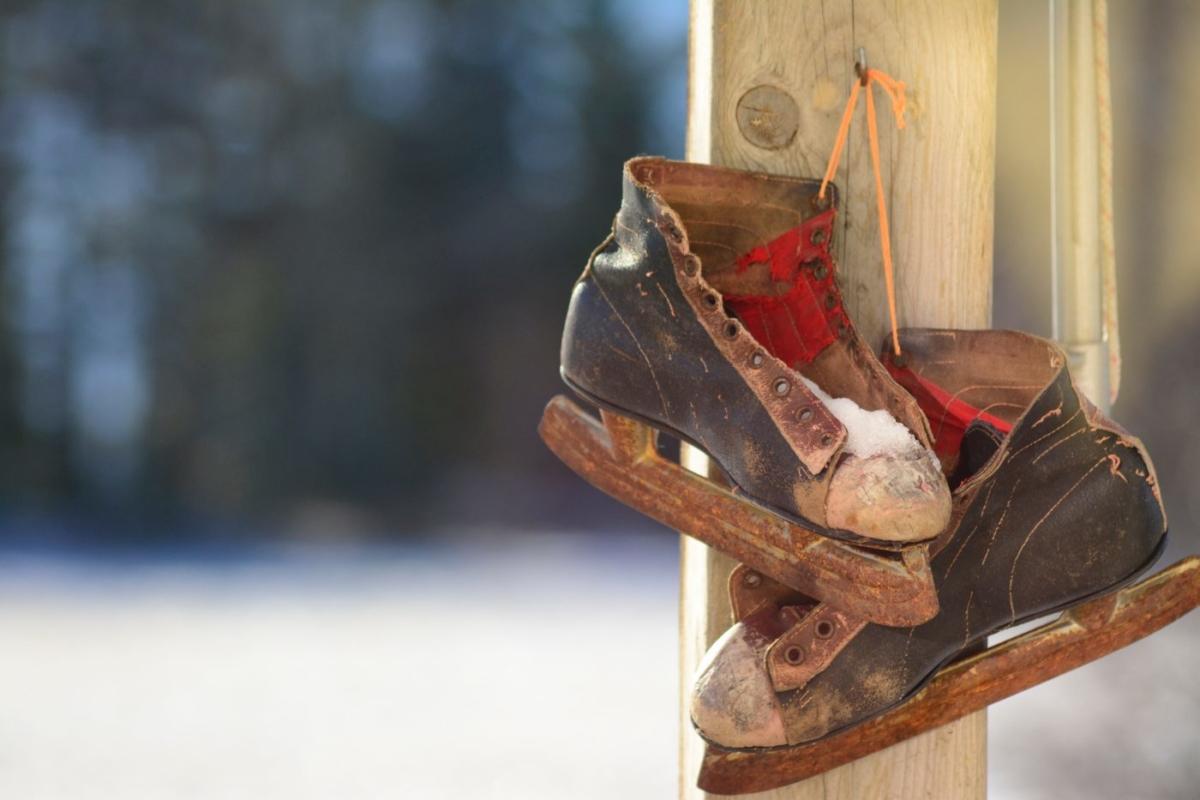Πατινάζ: Χορεύοντας στον πάγο