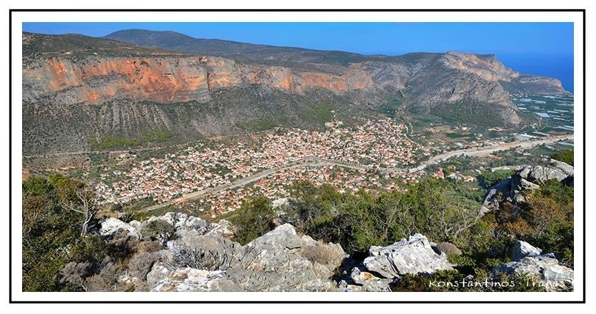 Λεωνίδιο: Μια αρχοντική κωμόπολη