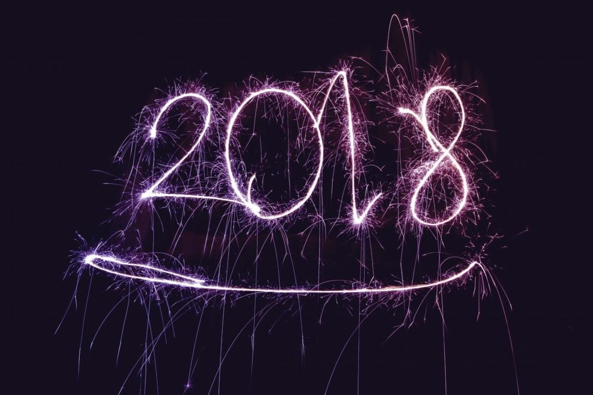 Ευτυχισμένο το 2018!!!