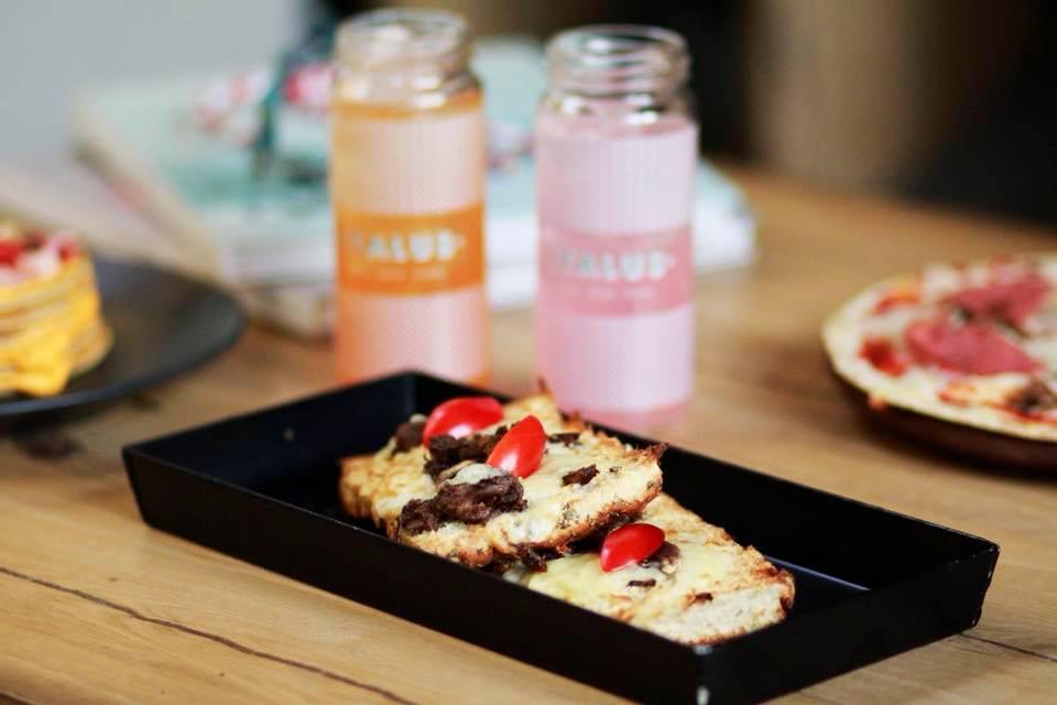 Italus: Ένα all day bistro με νόστιμες λιχουδιές
