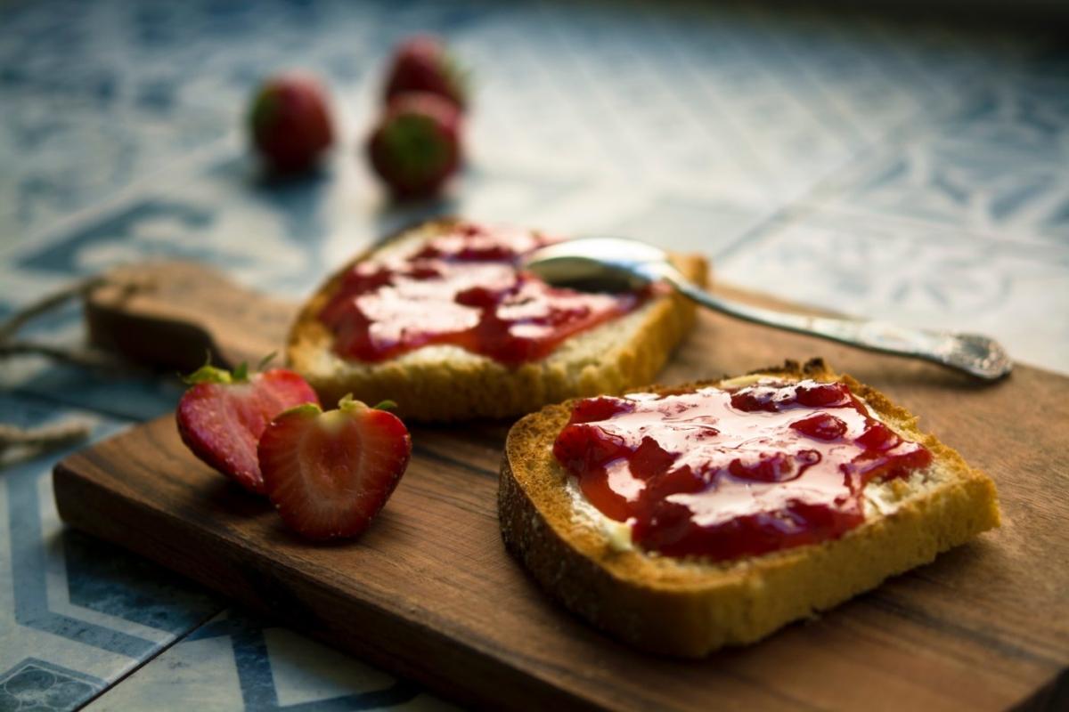Φτιάξε σπιτική μαρμελάδα φράουλα