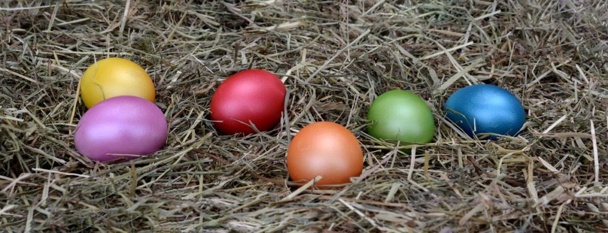 Τα μυστικά για το σωστό βάψιμο των πασχαλινών αυγών