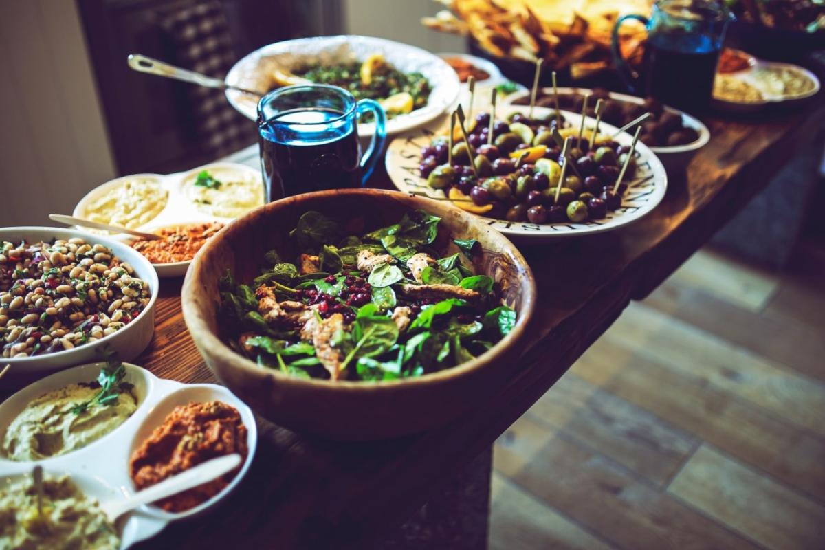 Το μεσημεριανό γεύμα του Μεγάλου Σαββάτου