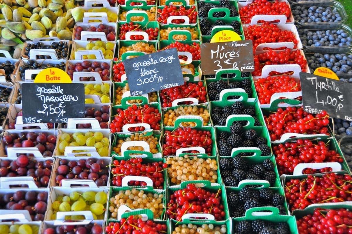 Φρούτα και λαχανικά που τρώμε τον Μάϊο μήνα