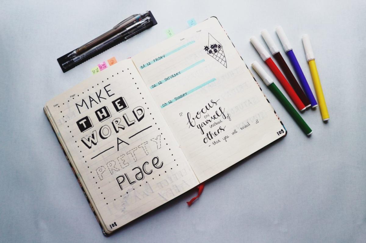 4 λόγοι για να αρχίσεις να κρατάς ημερολόγιο
