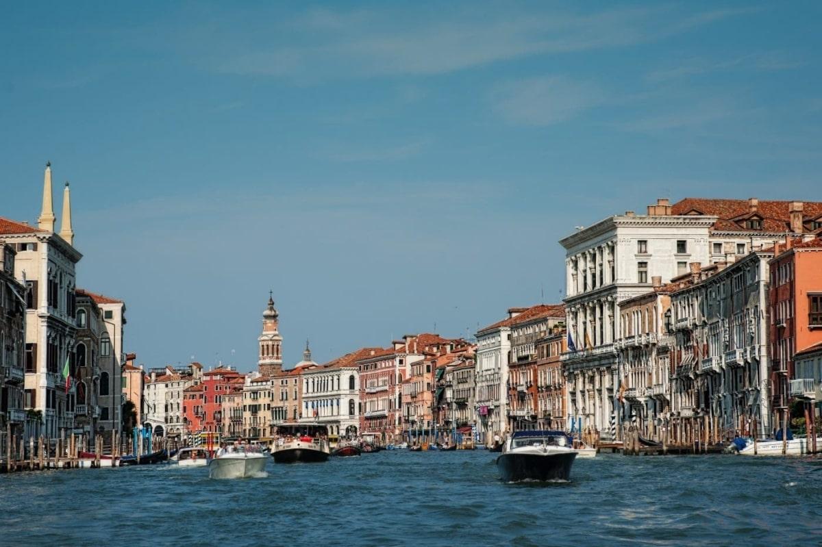 Βενετία: «Η πόλη των καναλιών»