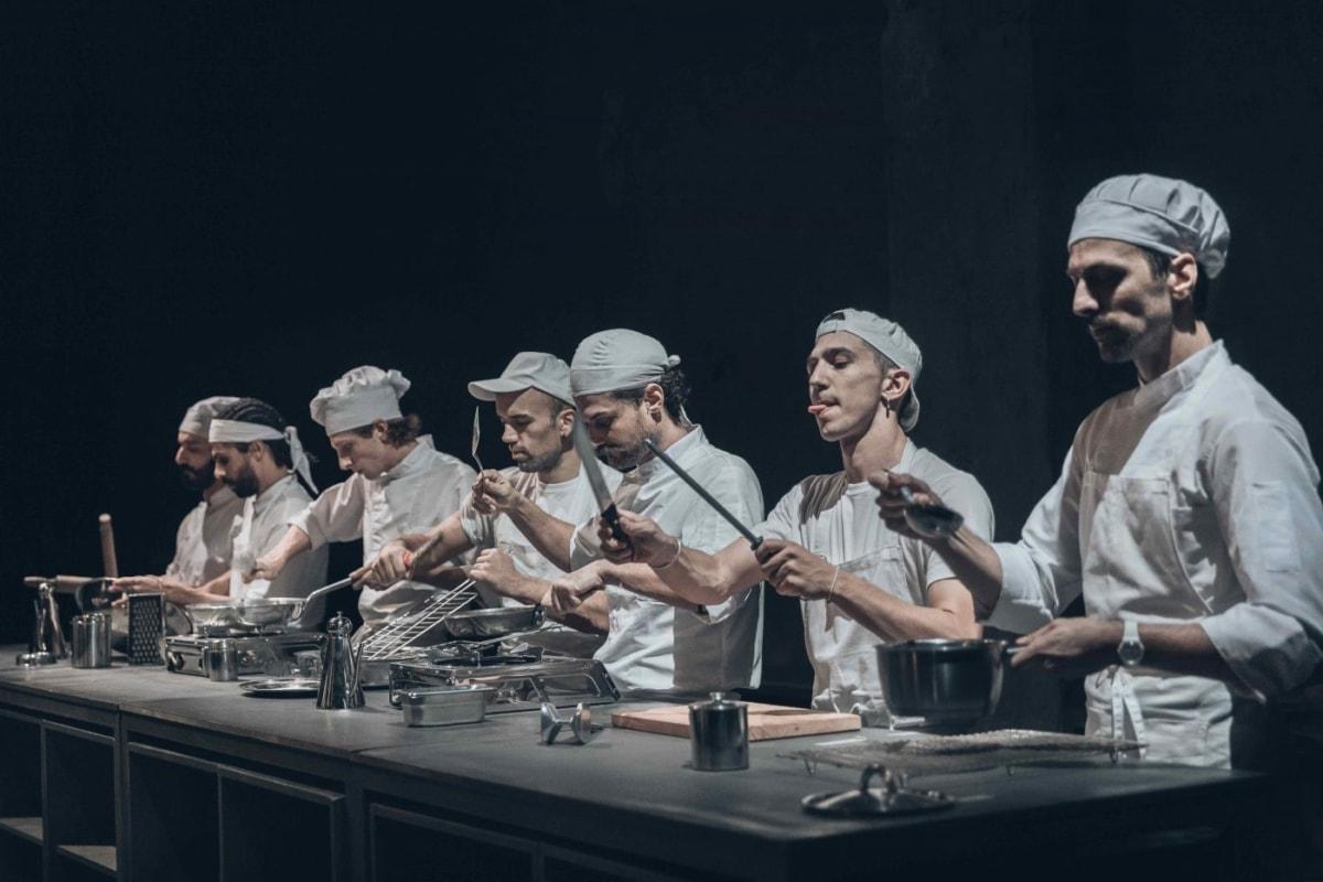 """Είδα την """"Κουζίνα"""" σε σκηνοθεσία Γιώργου Νανούρη"""