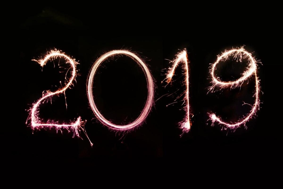 Καλώς Ήρθες 2019!