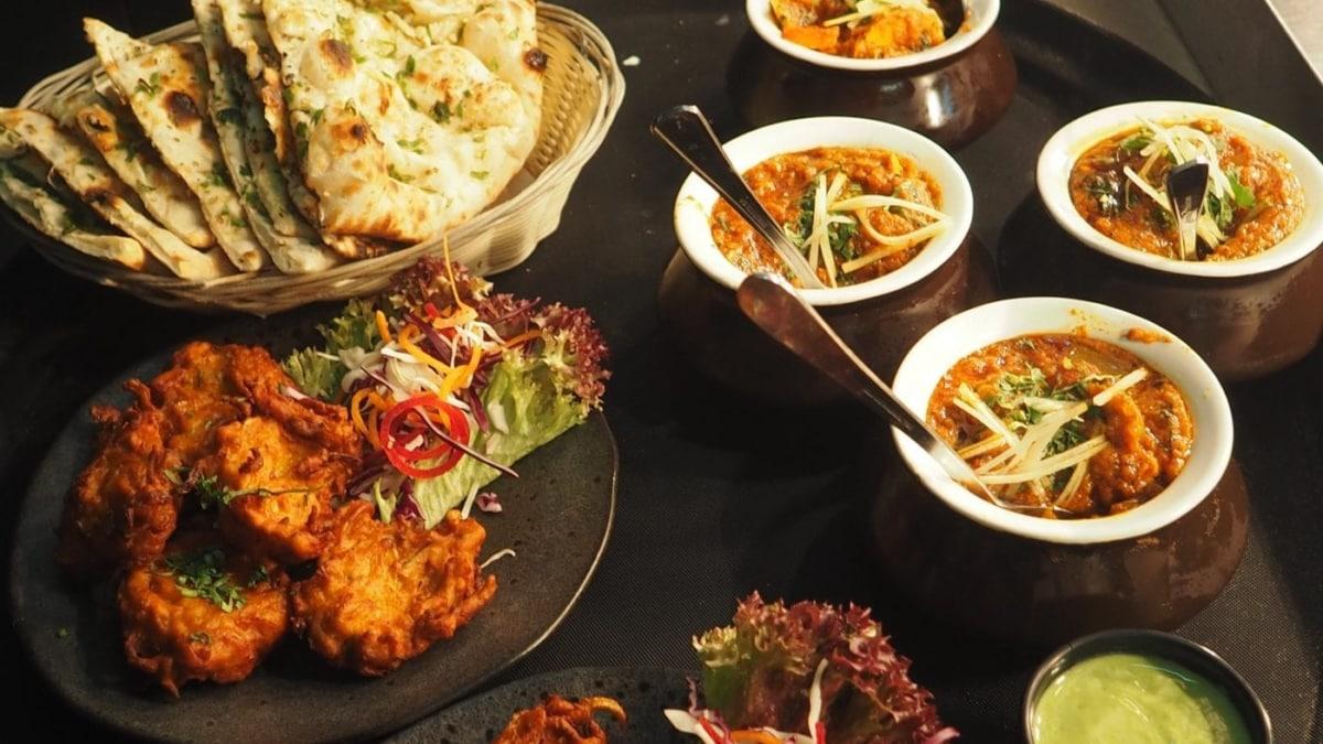 Η ινδική κουζίνα παρουσιάζει τεράστιο ενδιαφέρον