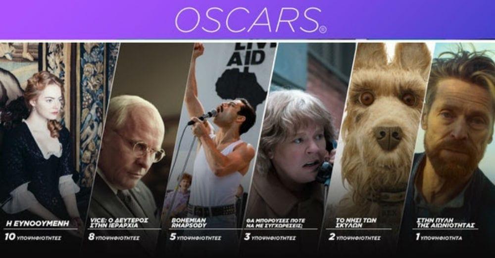 Η ταινία του Γιώργου Λάνθιμου απέσπασε 10 υποψηφιότητες για Όσκαρ