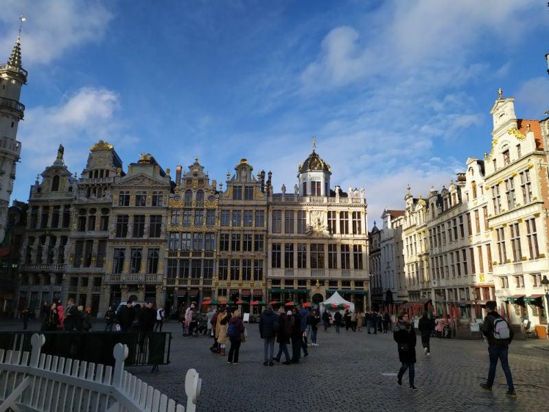 72 ώρες στις Βρυξέλλες