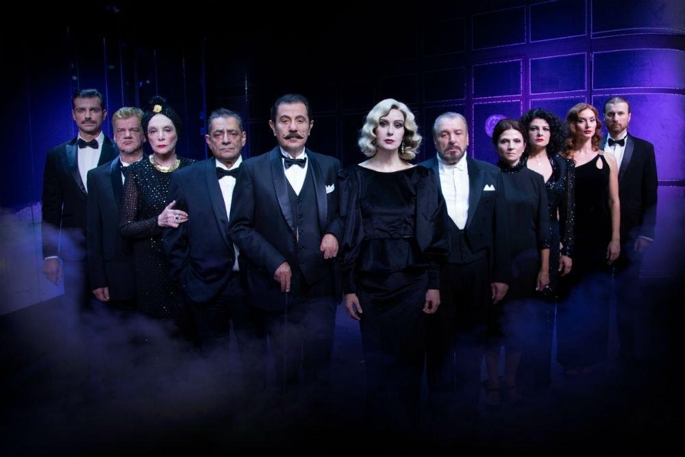"""Διαγωνισμός: Κερδίστε 1 πρόσκληση για το """"Έγκλημα στο Orient Express"""" στο θέατρο Κάτια Δανδουλάκη"""
