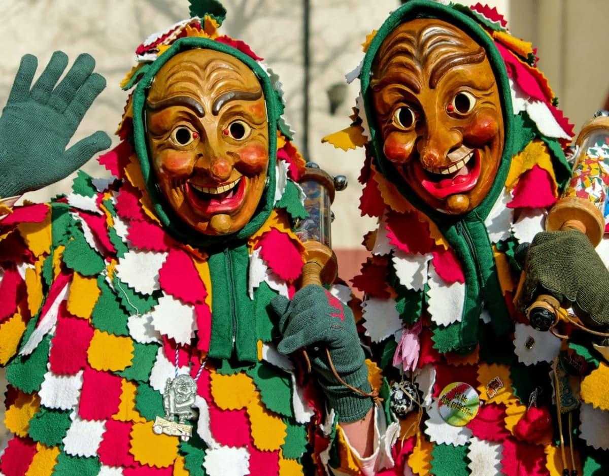 5 ιδανικοί προορισμοί για να ζήσετε τη μαγεία του καρναβαλιού