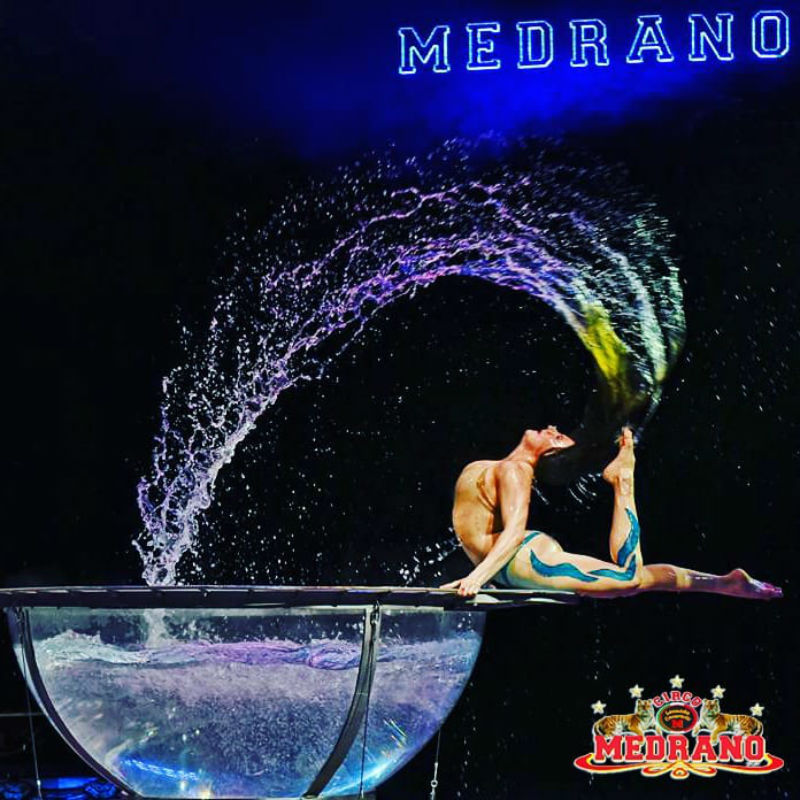 Διαγωνισμός! Κερδίστε τρεις (διπλές) προσκλήσεις για το Circo Medrano στις 12/2