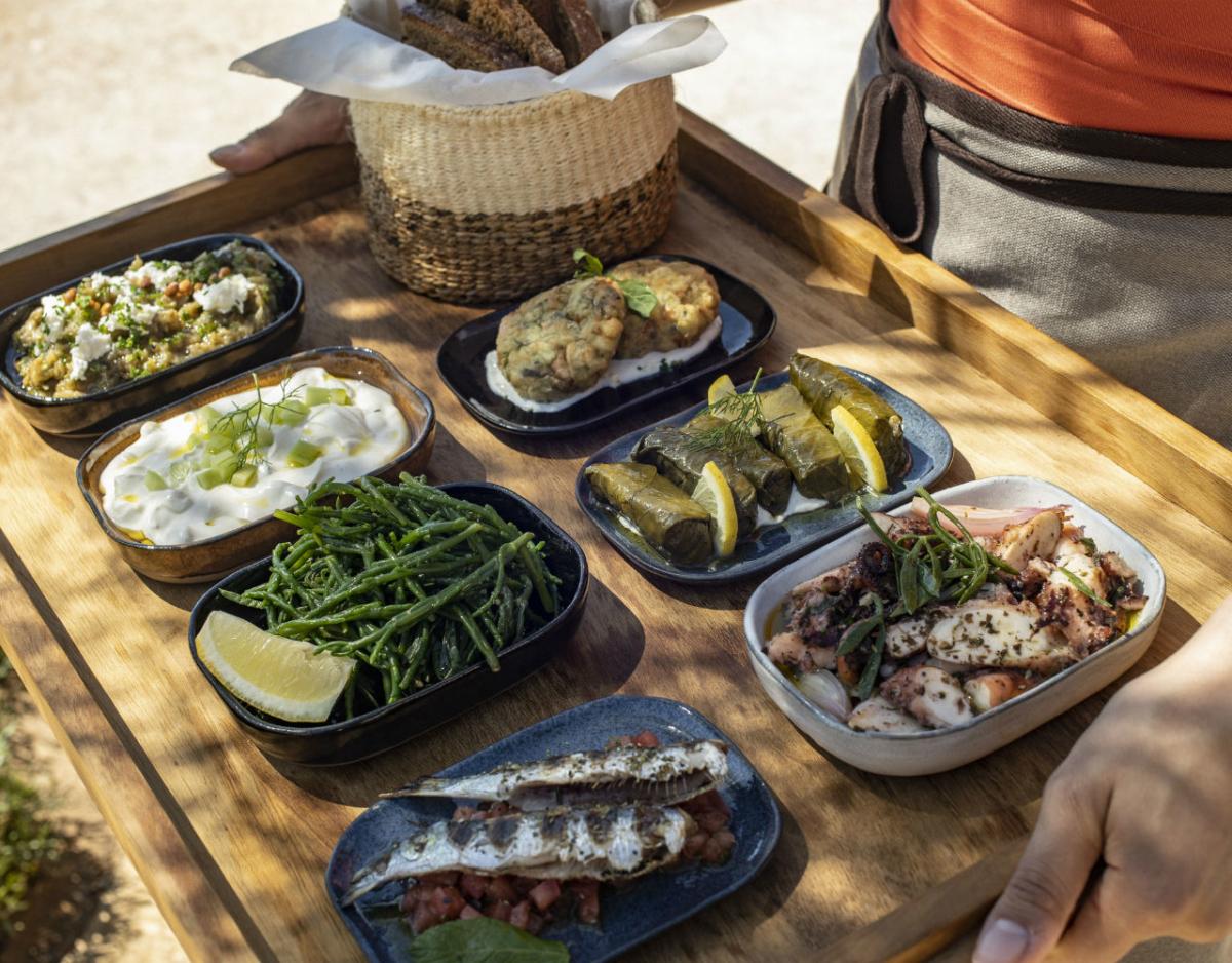 Mercato: Το τραπέζι της Σαρακοστής στρώνεται στο Four Seasons