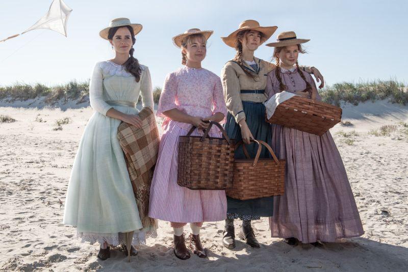 """""""Οι μικρές κυρίες"""" βγήκαν στις κινηματογραφικές αίθουσες"""