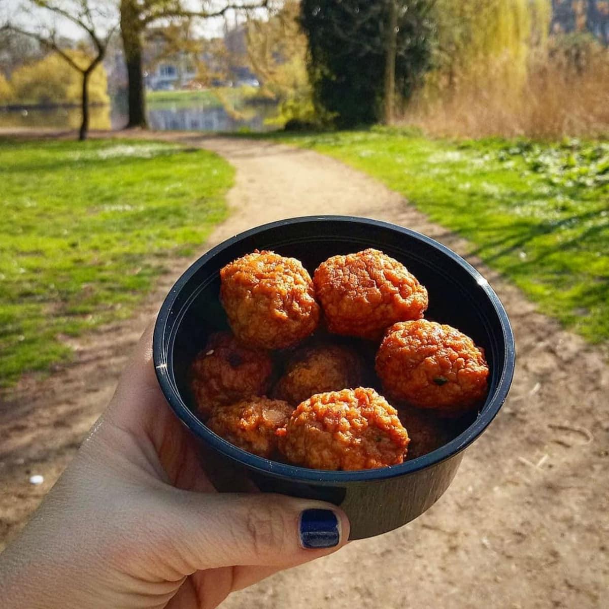 Άμστερνταμ: Πικ νικ στο πάρκο Vondelpark