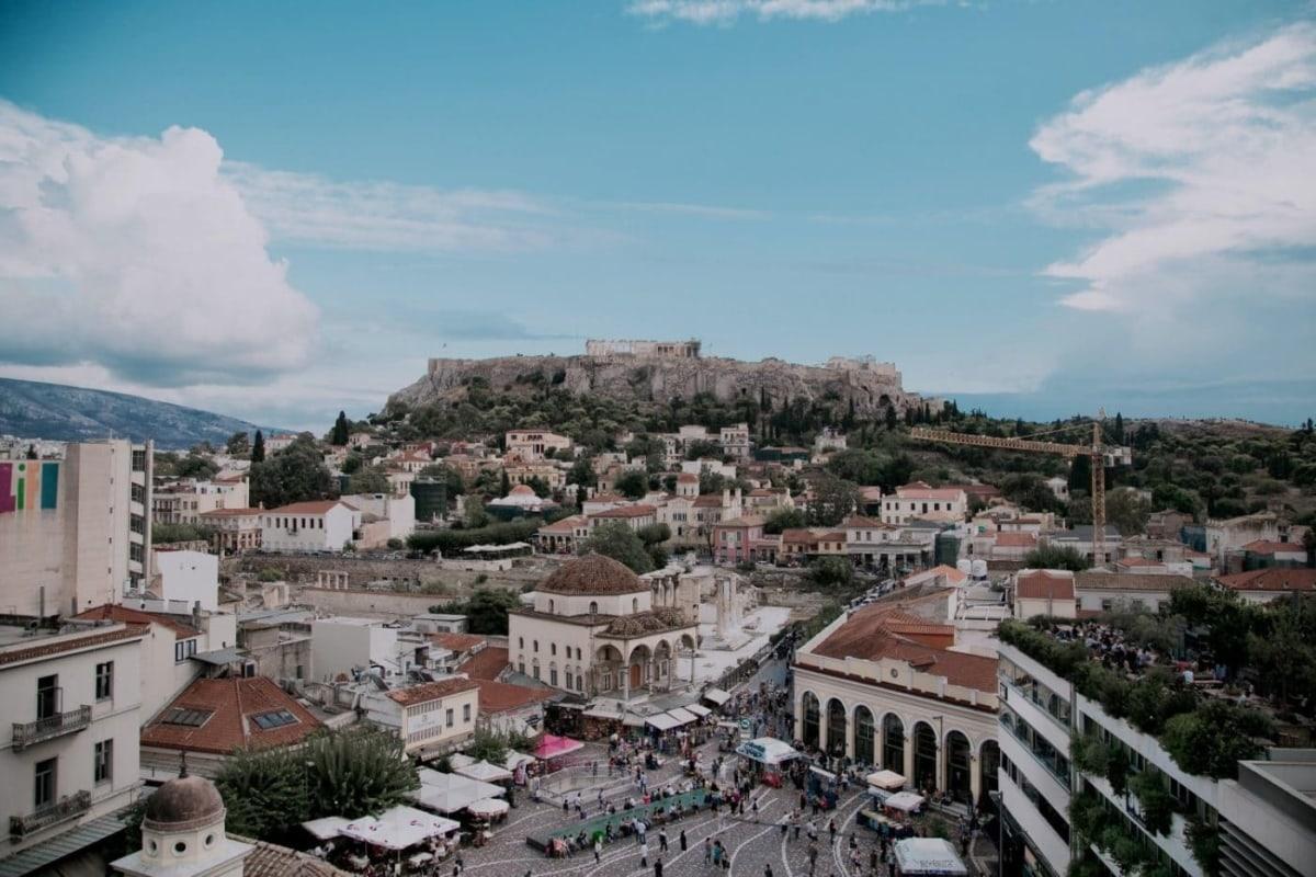 Η Air Canada διαφημίζει με τον καλύτερο τρόπο την Ελλάδα