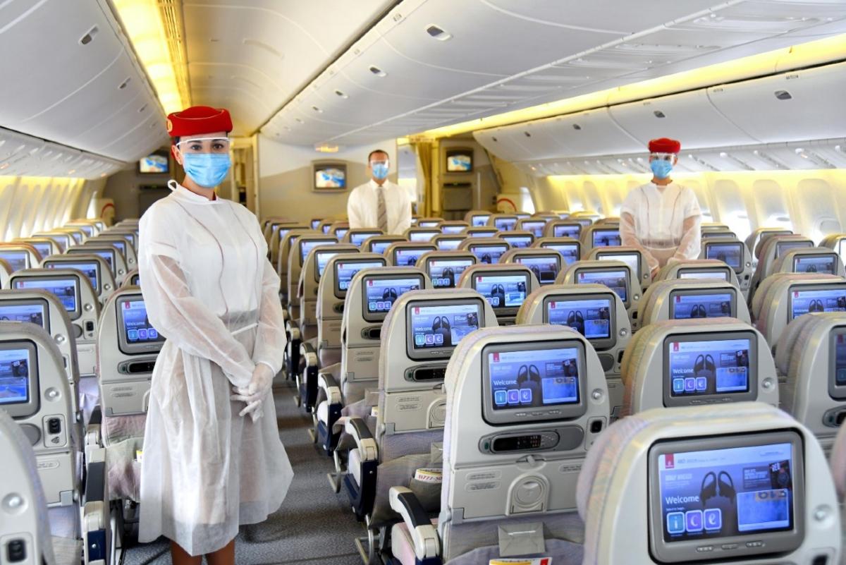 Πώς θα είναι τα αεροπορικά ταξίδια την επόμενη ημέρα μετά τον κορονοϊό
