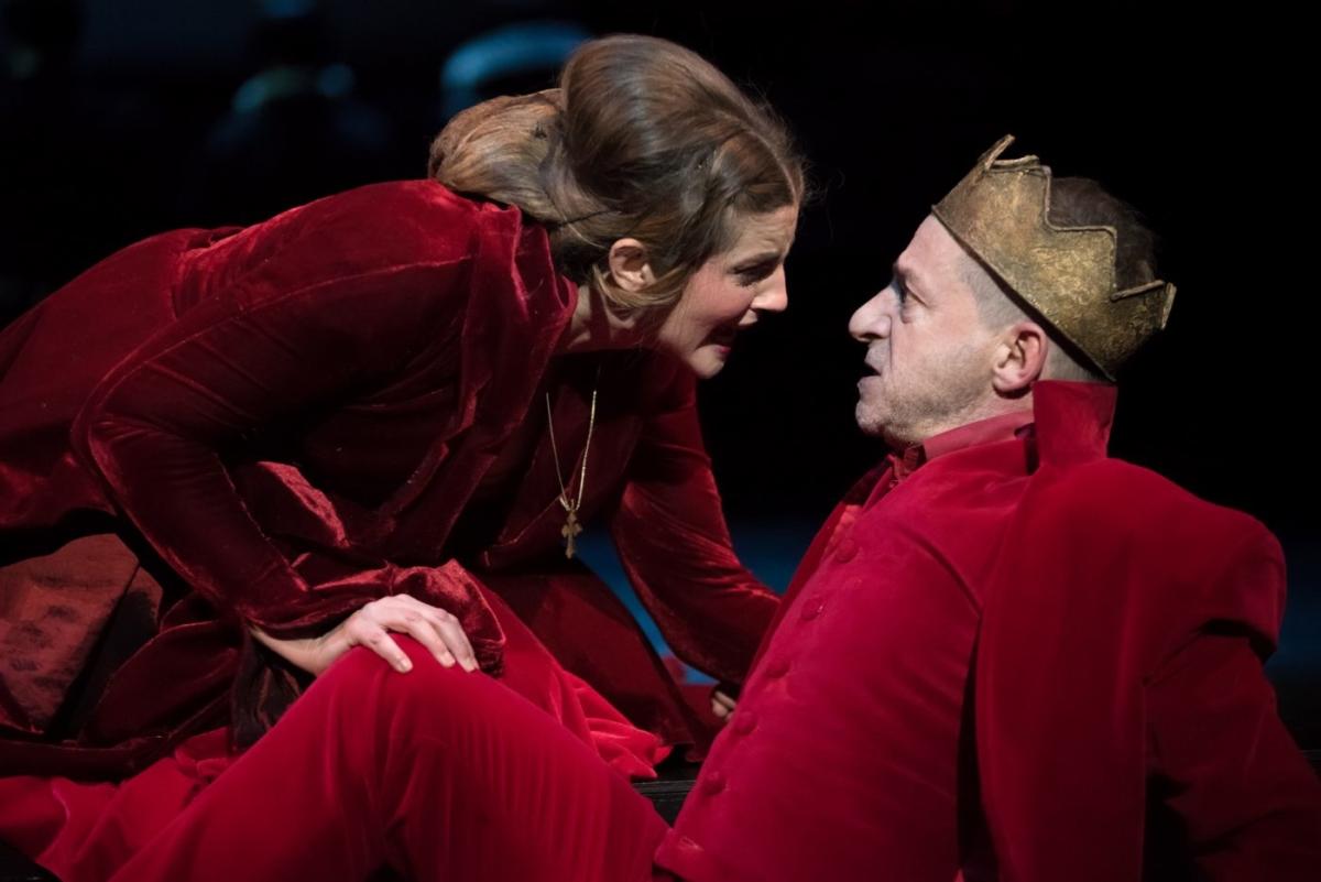 Δημοτικό θέατρο Πειραιά: Δύο διαδικτυακές προβολές του Μάκβεθ