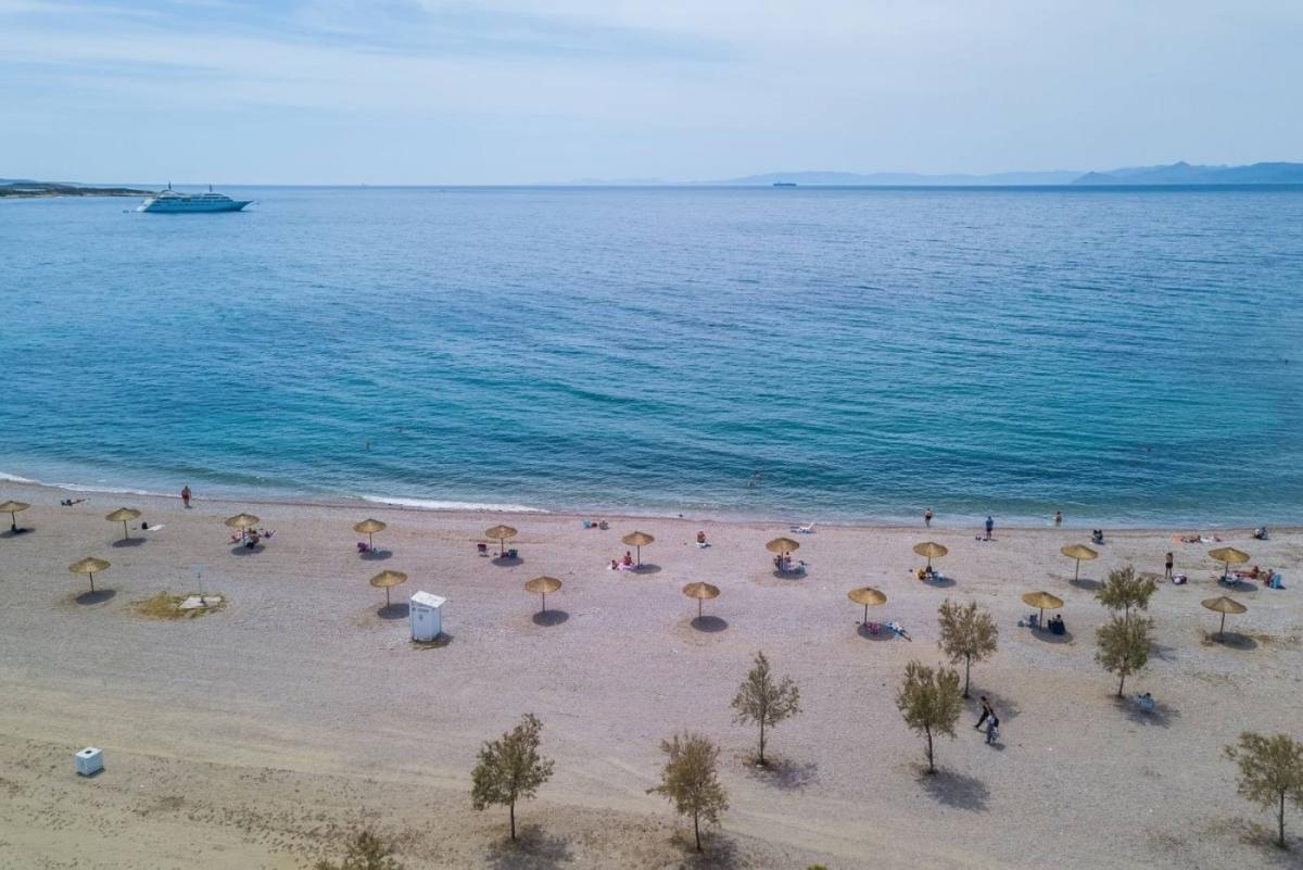 Γαλάζιες σημαίες: Στη δεύτερη θέση η Ελλάδα παγκοσμίως (και η λίστα με όλες τις παραλίες)