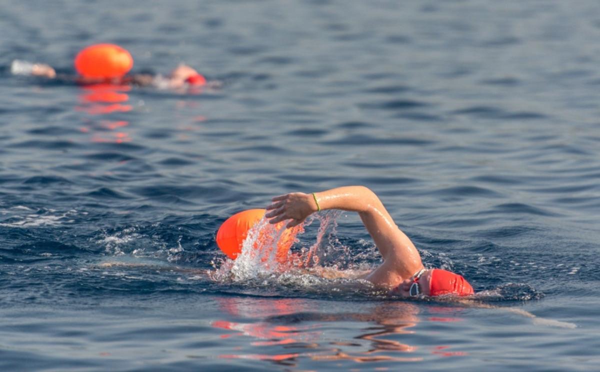 2.500 χρόνια μετά ο Αυθεντικός Μαραθώνιος Κολύμβησης