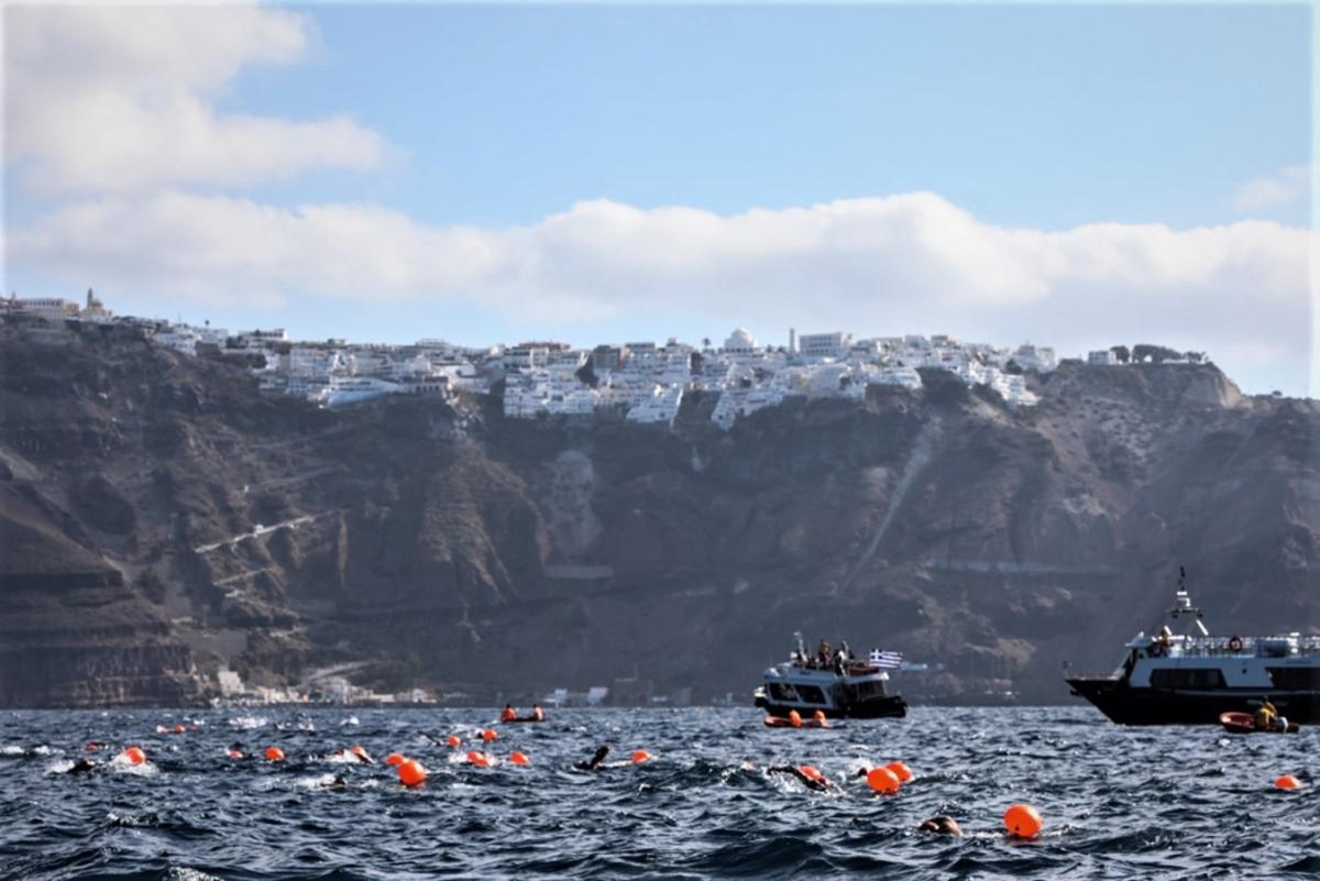 Santorini Experience: Η αθλητική οργάνωση επιστρέφει στη Σαντορίνη 2-4 Οκτωβρίου 2020