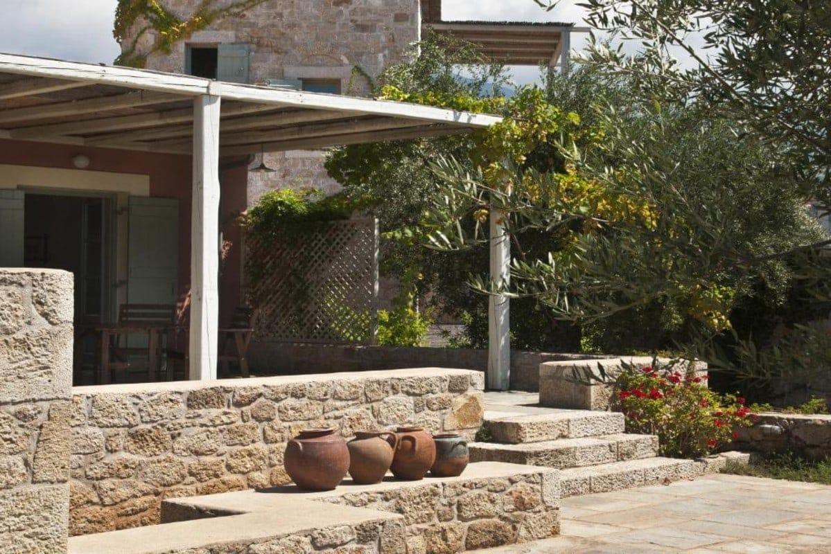 Salvia: Ένας ξενώνας με άρωμα παράδοσης στην Καρδαμύλη