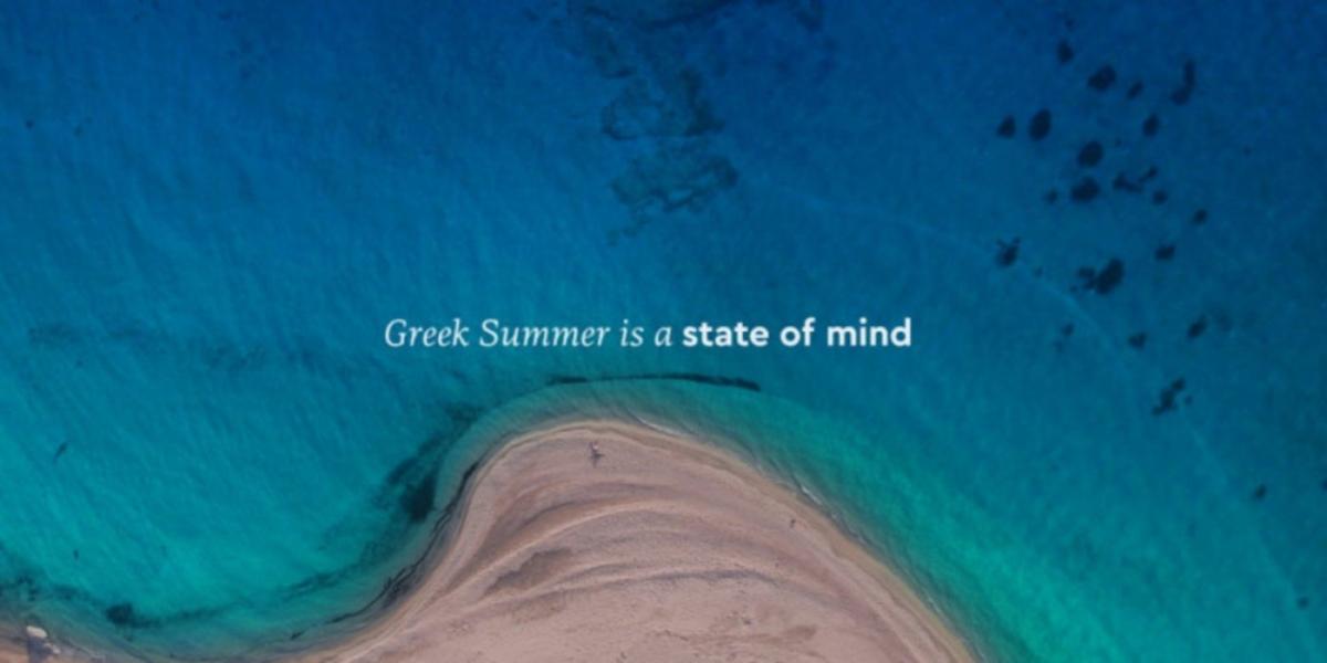 Greek summer is a state of mind: Το σποτ της φετινής καμπάνιας για τον Τουρισμό
