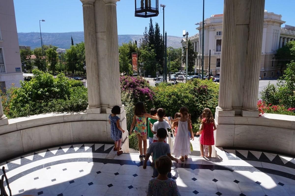 """Summer Camp: """"Φτιάχνοντας το δικό μας χάρτη"""" στο Μουσείο Κυκλαδικής Τέχνης"""