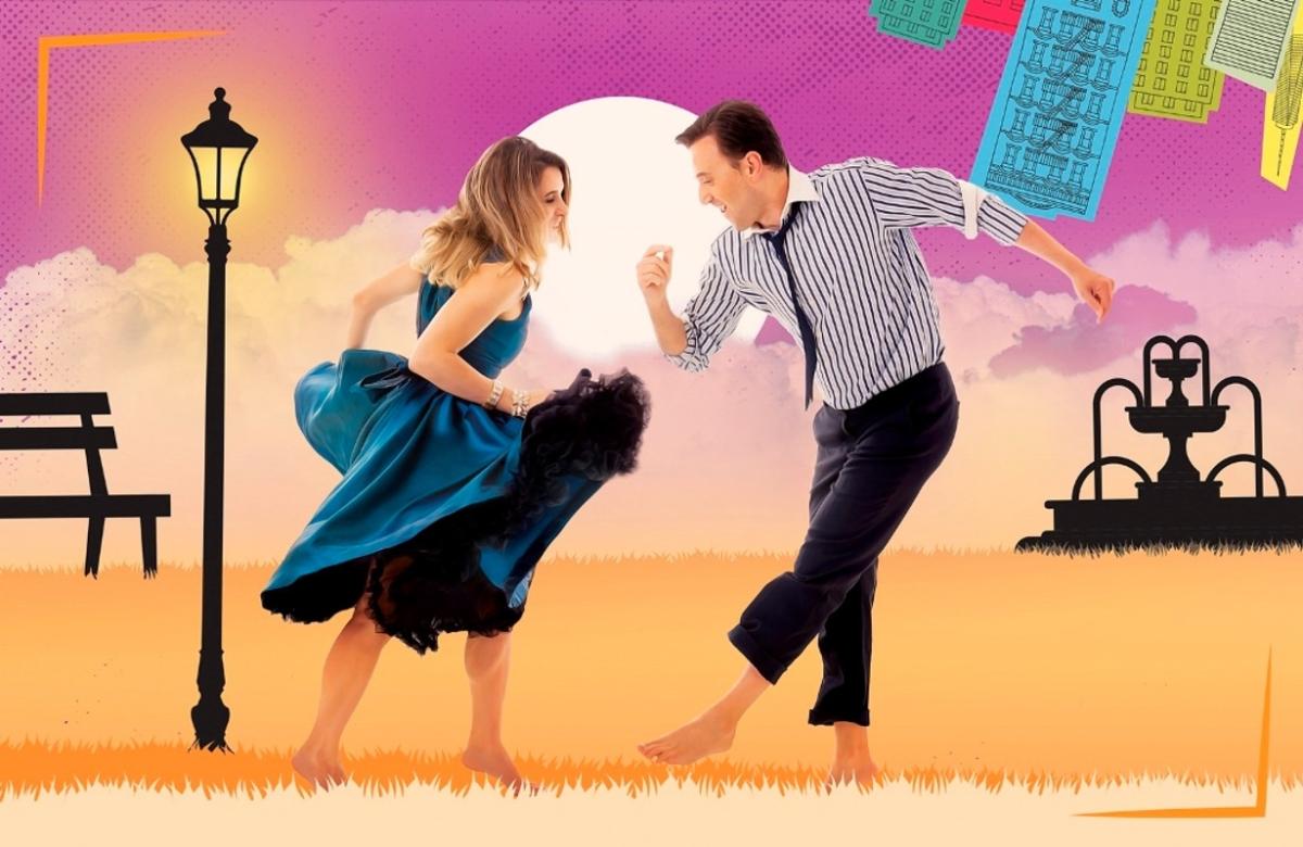 """Αγγέλου-Τρουφάκου θα χορέψουν """"Ξυπόλυτοι στο πάρκο"""""""