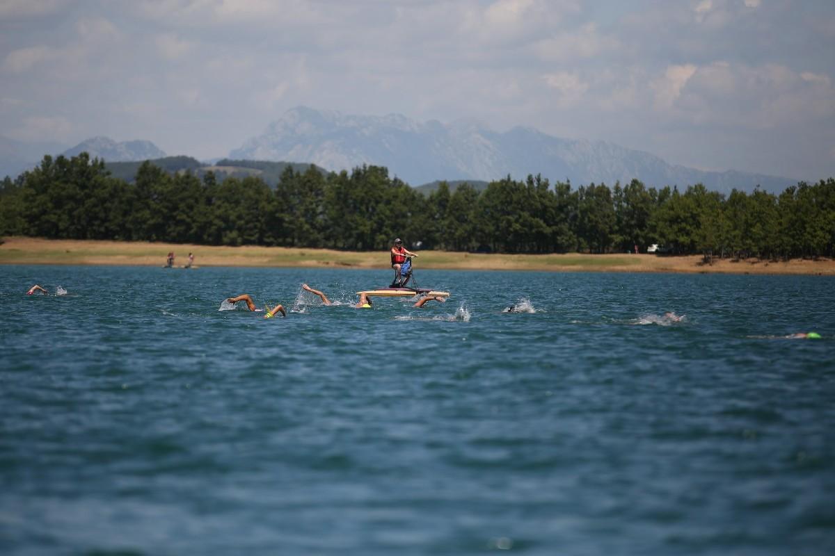 Στη Λίμνη Πλαστήρα θα πραγματοποιηθεί ο 21ος Κολυμβητικός Διάπλους αρχές Αυγούστου