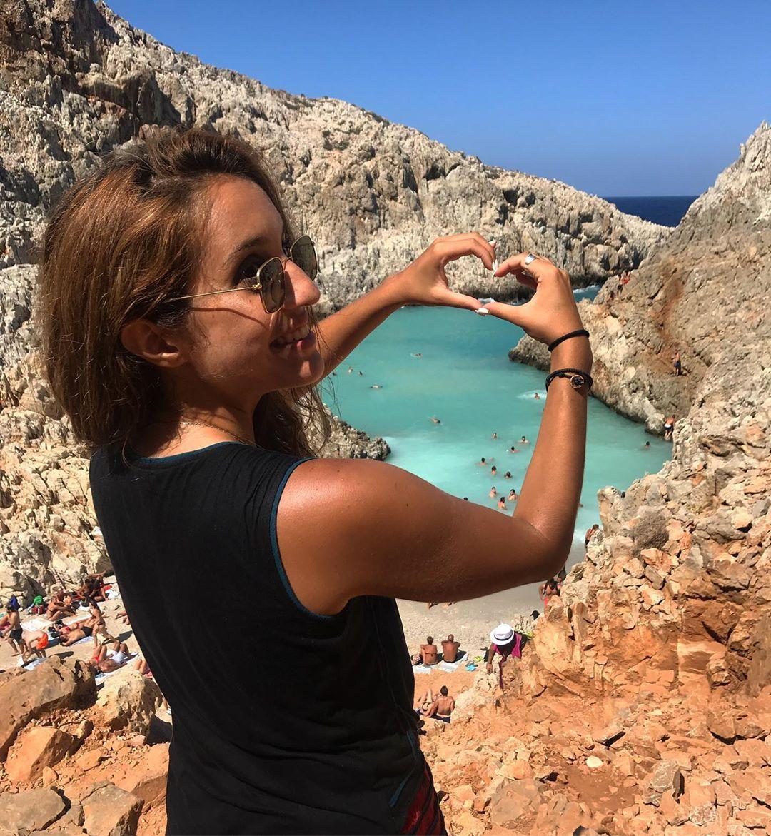 Η Κάλλια Καρτσάκη μας ταξιδεύει στη γενέτειρα της, τα Χανιά