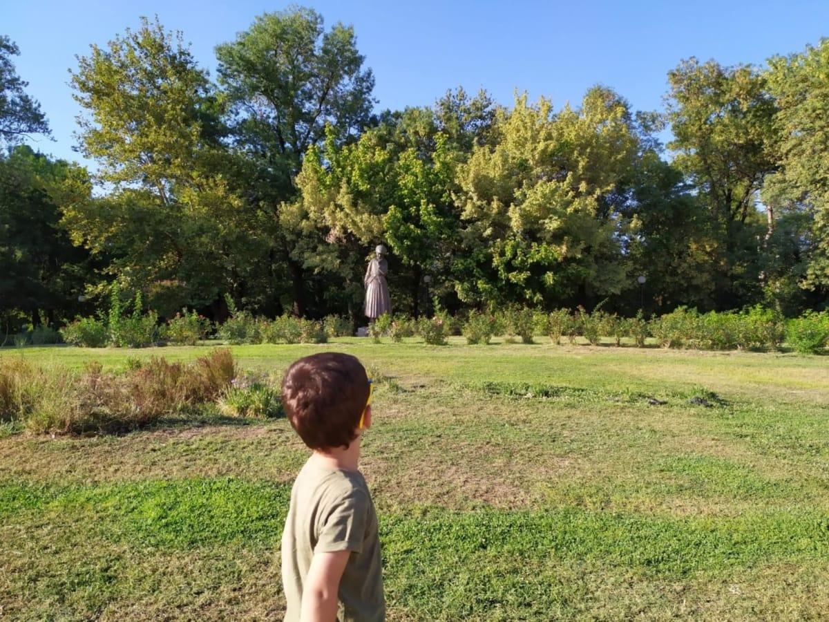 Παυσίλυπο: Βόλτα στο ωραιότερο πάρκο της Καρδίτσας