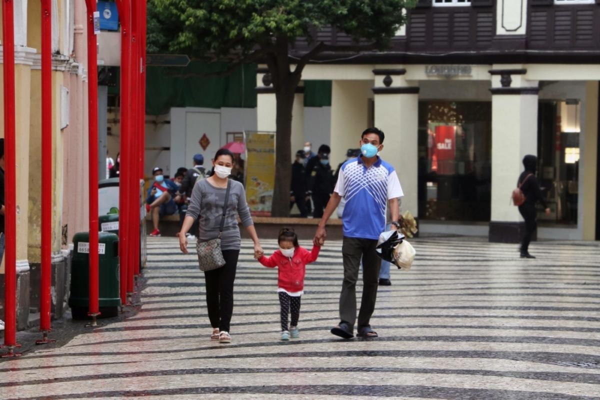 Κορονοϊός: Οι οδηγίες του Π.Ο.Υ. για την μάσκα στα παιδιά