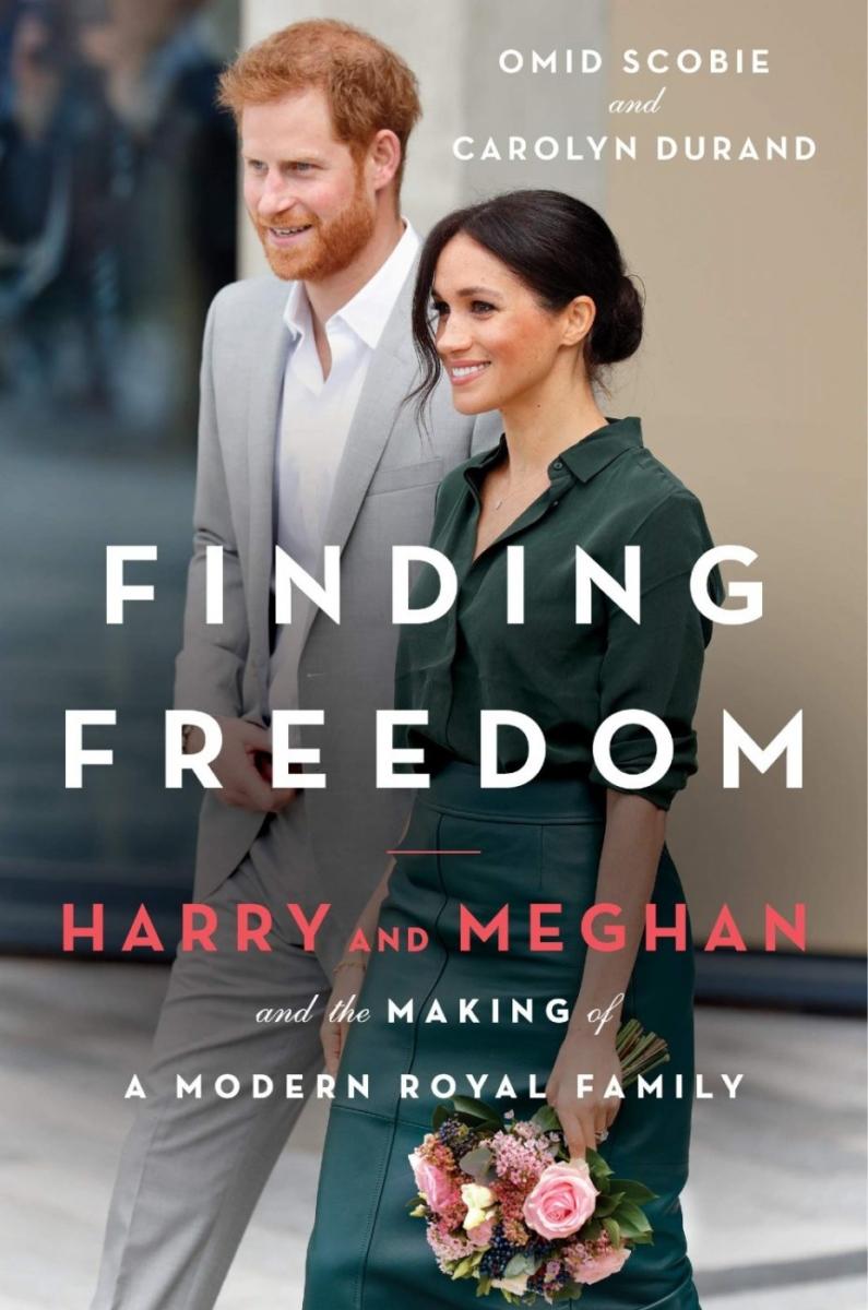 Finding Freedom: Το βιβλίο για τη ζωή του Χάρι και της Μέγκαν Μαρκλ μόλις κυκλοφόρησε