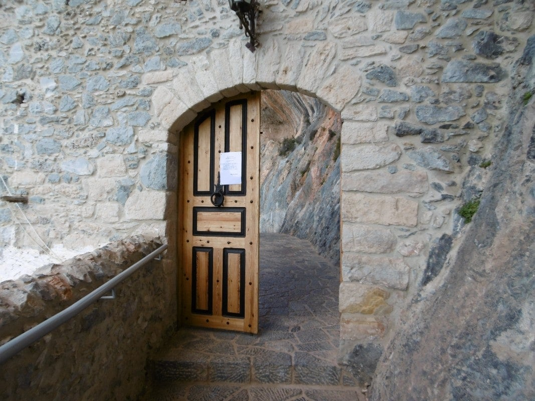 Λεωνίδιο: Προσκύνημα στην Ιερά Μονή Παναγίας Έλωνας