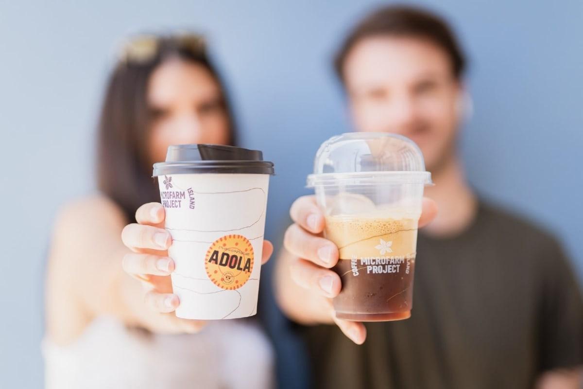 Τα Coffee Island τιμούν την Παγκόσμια Ημέρα καφέ με τον καινοτόμο 21 Microfarm Project