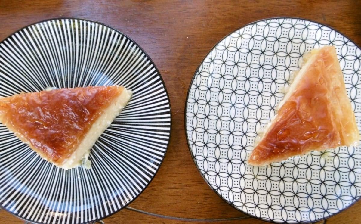 """Αρκαδία: Στο χωριό """"Κοσμάς"""" θα γευτείς το πιο νόστιμο γαλακτομπούρεκο"""