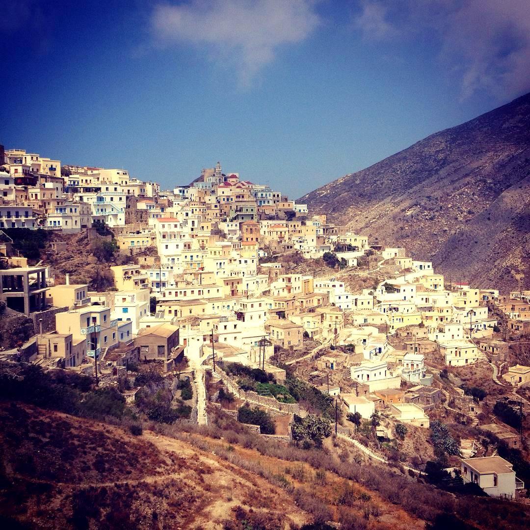 Κάρπαθος: Μια βόλτα στο ορεινό χωριό Όλυμπος