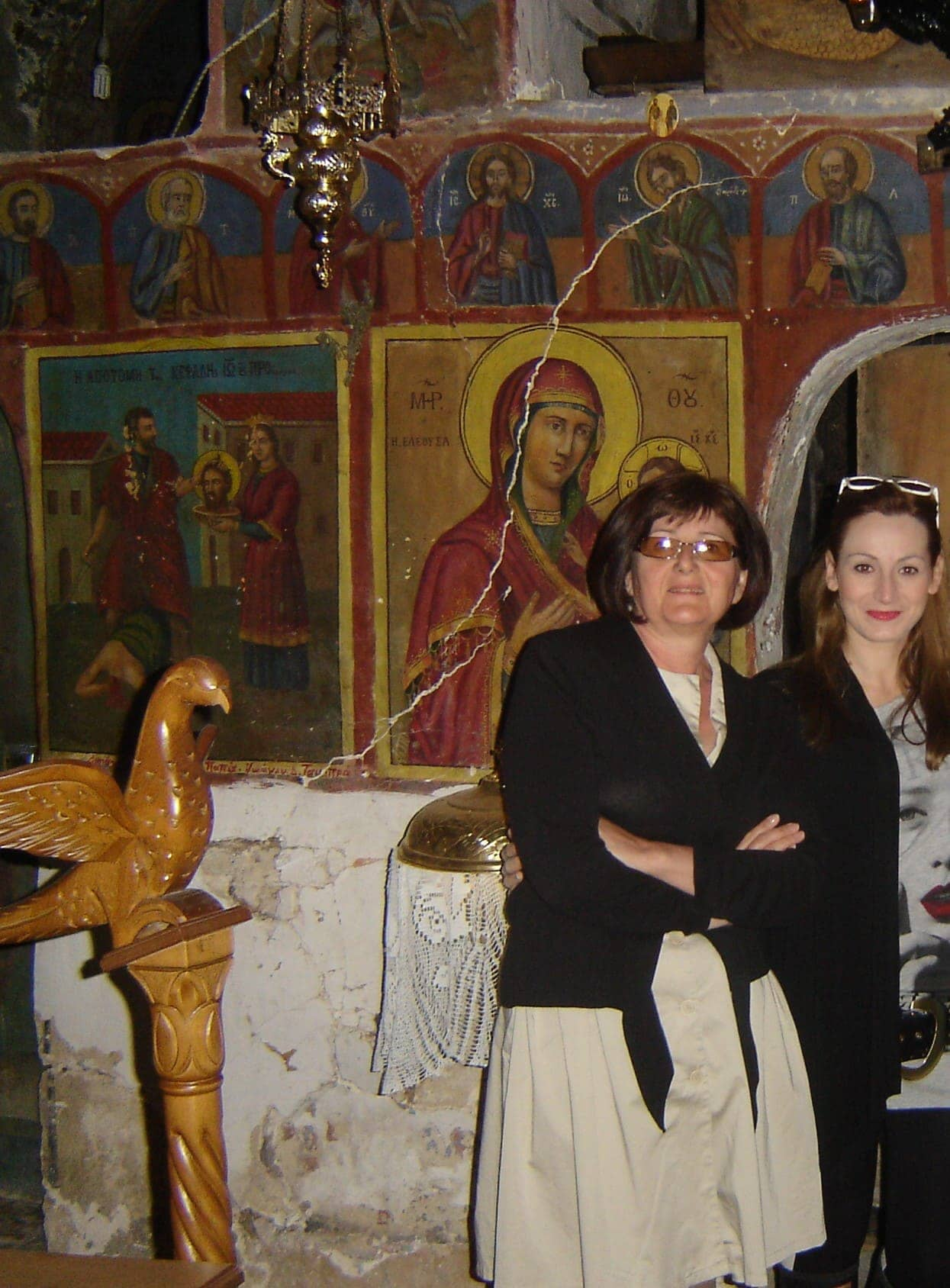 Παλιούρι Καρδίτσας: Ένα χωριό με σήμα κατατεθέν το μοναστήρι του 13ου αιώνα