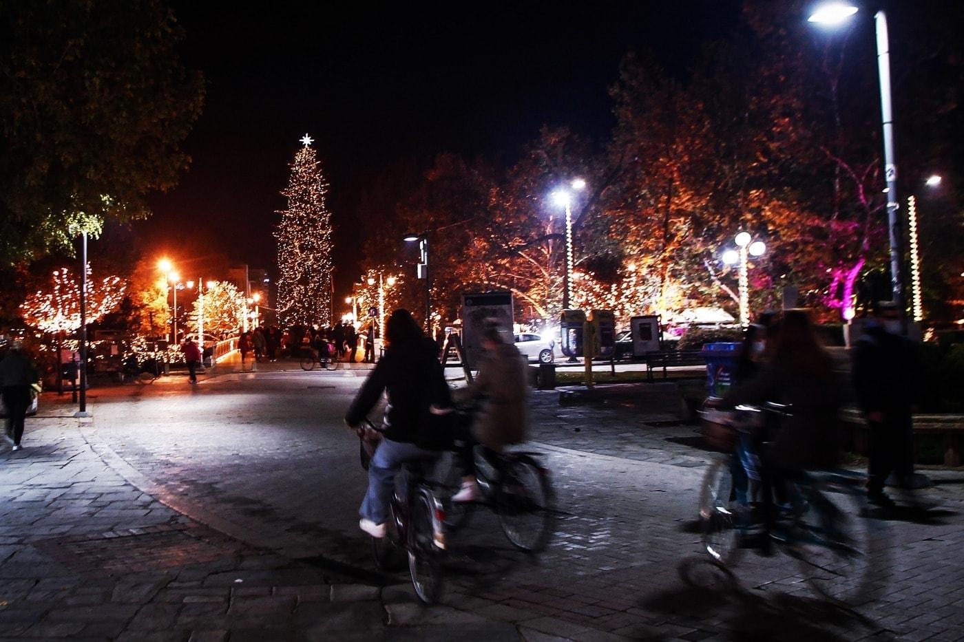 Διαδικτυακά Χριστούγεννα στα Τρίκαλα