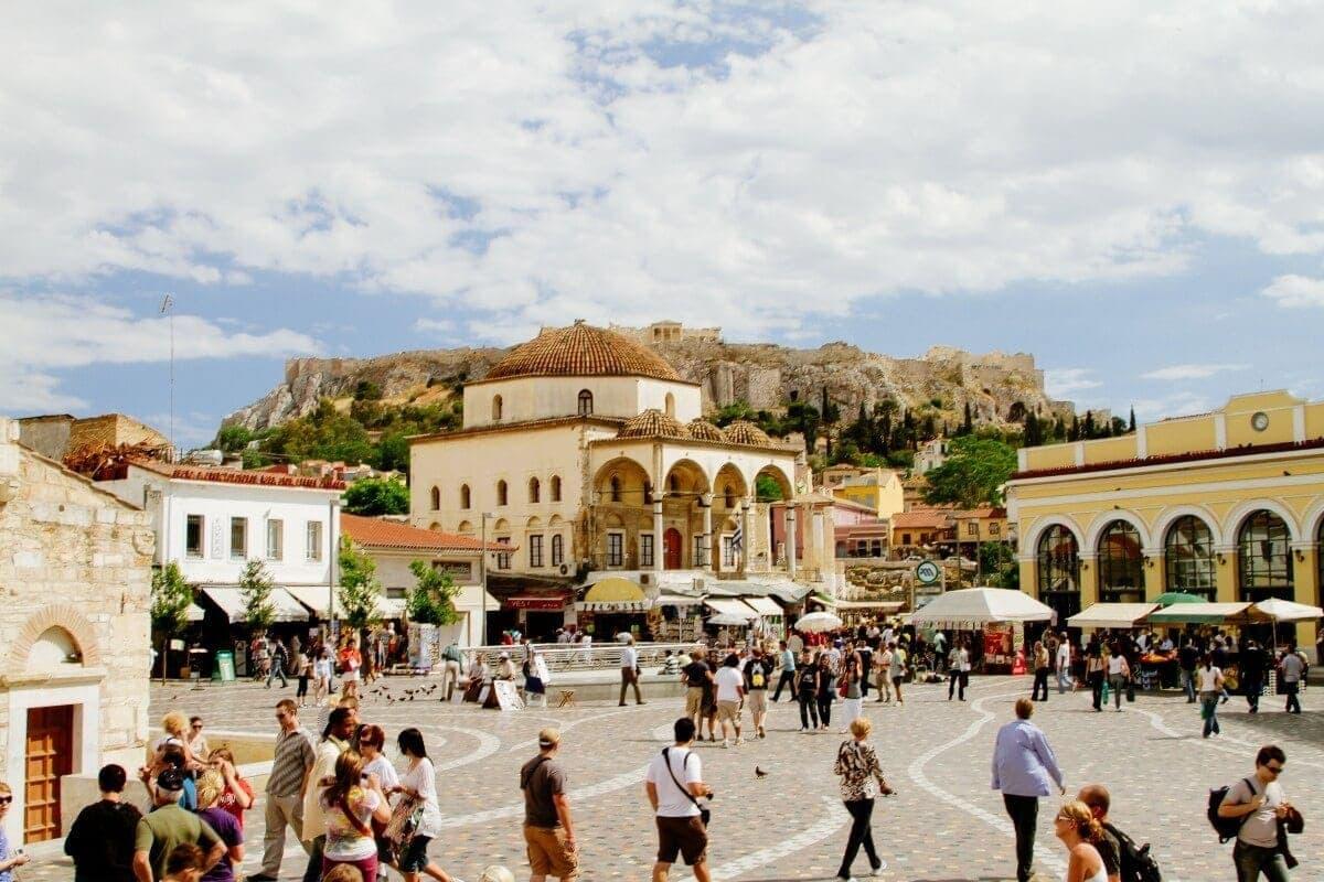 Αθήνα: Ο πολυπόθητος προορισμός για τους Βρετανούς το 2020