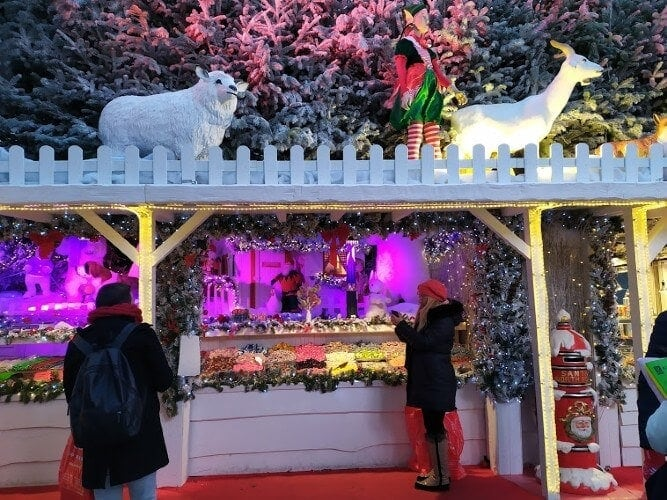Βρυξέλλες: Μια βόλτα στα Christmas markets της πόλης