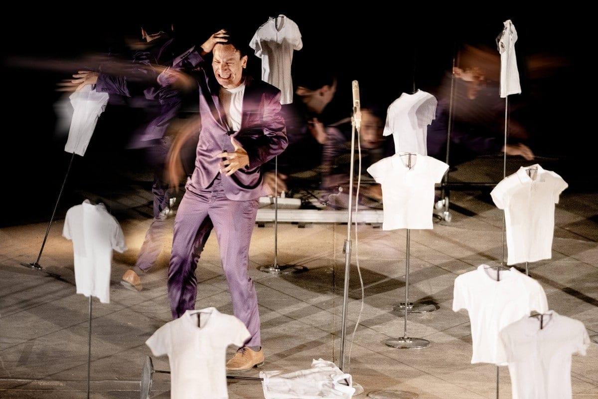 """""""Οιδίπους"""" σε live streaming από το θέατρο Πορεία στις 19/12"""